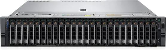 戴尔R750xs服务器外观